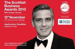 finalist for Scottish Business Awards